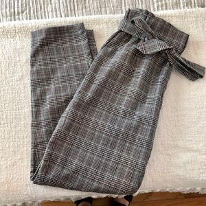 Pacsun Plaid pants